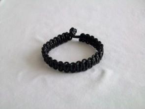 Armband van leder