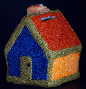 Spaarpot Huisje
